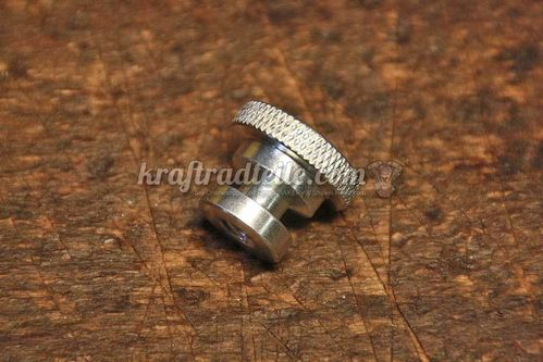 Seat Mount Nut, OEM Style, Softail© / Touring 2000 up