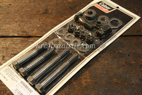 Motor Top / Bottom Mounting Fastener Kit, parkerized, BT 36-69