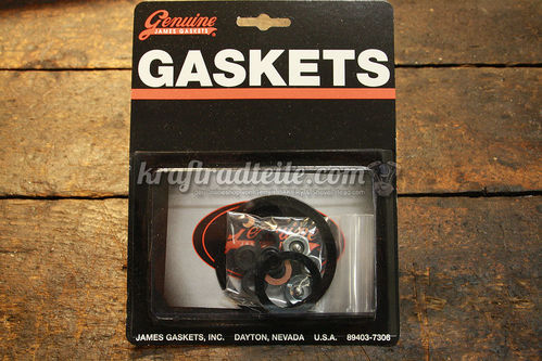Sealing Kit for external Oil Filter, Panhead Style, James Gaskets