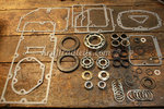 JIMS 5-Gang Getriebe Rebuild Kit, BT 91-99