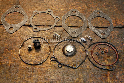 Rebuild Kit for Keihin Butterfly Carb