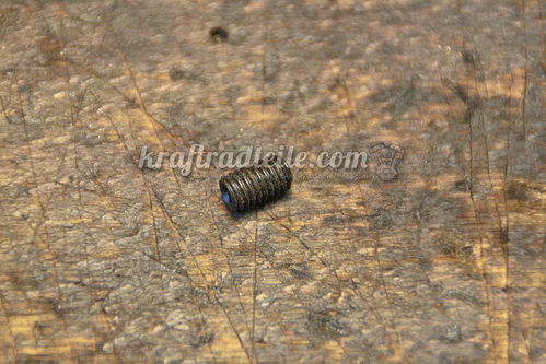 M6 x 10mm Set Screw, Steel