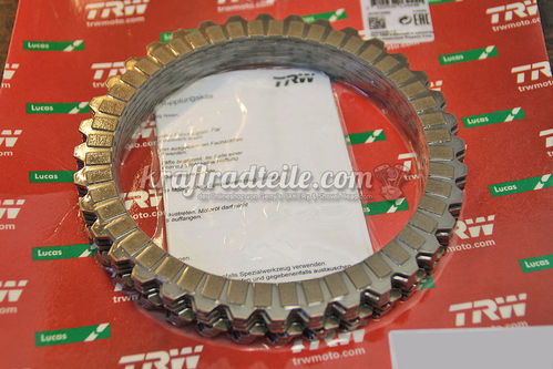 Clutch Friction Plate Set, BT 90-97 / Sportster© 91-2020