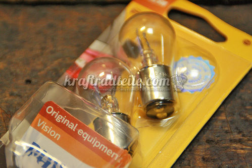 Philips Bulb, 21/5W (Taillight), Pair