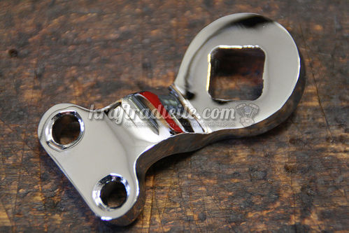 2-Hole Brake Shaft Lever, chromed, BT 37-57
