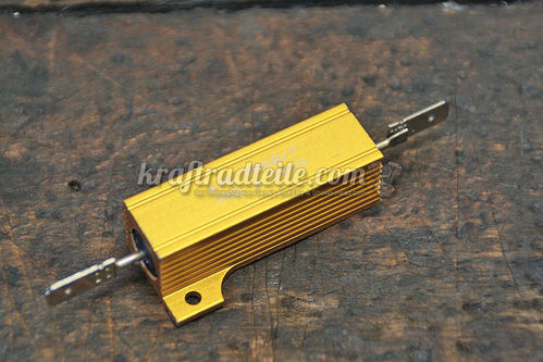 Load Resistor, Kellermann, 7,5 Ohm / 50 Watts