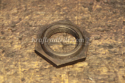 Nut for Main Shaft, right (Ball Bearing Side), 4-Speed BT 41-86