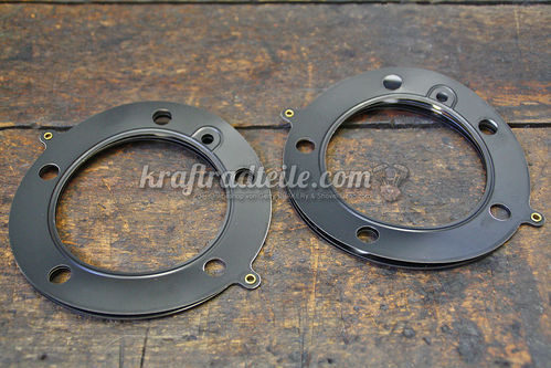 Shovel Cylinder Head Gasket, Pair, Cometic, MLS, Standard Bore