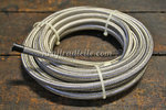 "Hose, Steel Braided, 1/4"" I.D."