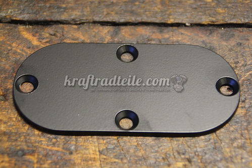 Inspection Cover, OEM-Style, satin black, BT 65-85