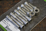 TwinCam© Rocker Box Allen Bolt Set, Stainless, BT 99-17