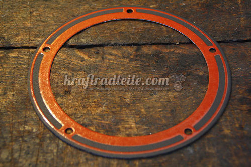 Derby Cover Gasket, Foamet© with Silicon Beat, 5-hole, BT 99-06