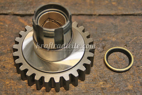 4th Gear / Main Drive Gear, 4-Speed BT late77 - 86