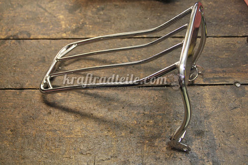 Luggage Rack, chromed, Softail© FXST, FXSTC, FXSTB 00-05